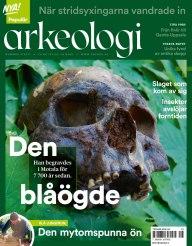 Omslag Populär Arkeologi 5/2017